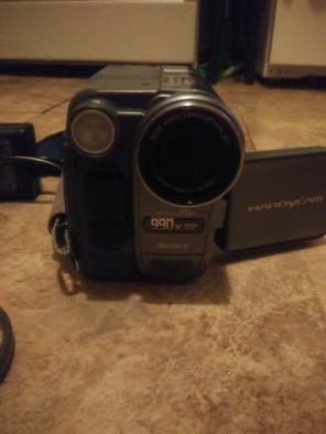 Sony camcorder for sale