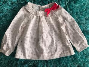 Jacadi Paris Baby Blouse, used for sale