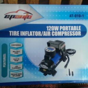 Portable Tire Inflator/Air Compressor for sale