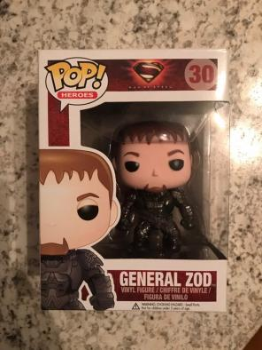 Funko Pop General Zoid for sale