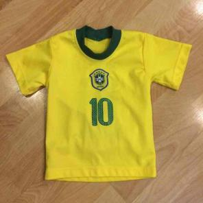 Kaka Brasil soccer jersey size 2 T for sale