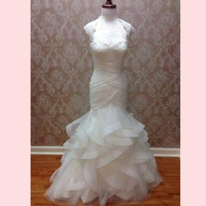 La Sposa Wedding Dress (10) NOT ALTERED for sale