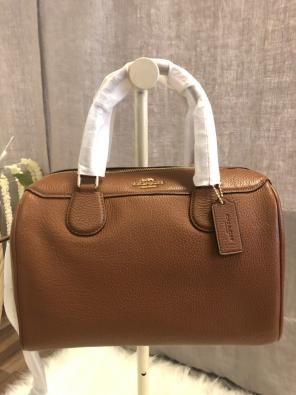 Coach Leather Satchels   Mercari 99a5d49086