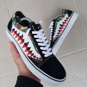 Bape Fashion Sneakers For Men