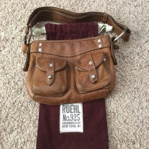 Ruehl No 925 Leather Shoulder Bag