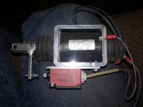 Solenoids & wiring harness for sale