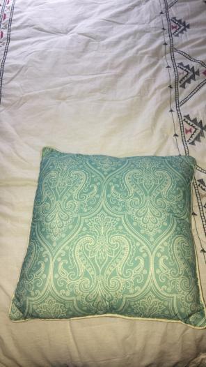 Pier One Decorative Pillows Beauteous Pier One Decorative Pillows Mercari