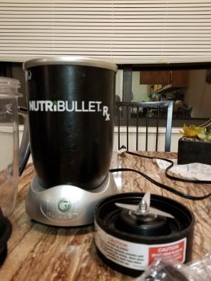 Nutribullet rx for sale