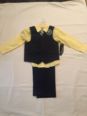 Used, 3T Formal Suit BRAND NEW for sale