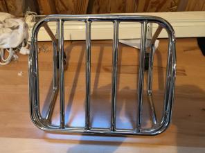 Harley Davidson Luggage Rack for sale