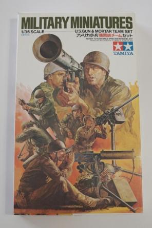 Tamiya 1:35 Military Miniatures for sale