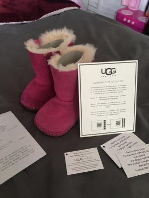 Hot Pink Uggs 4/5 Toddler.