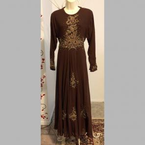 Maxi Dress Kaftan Women's Dress Gown, used for sale
