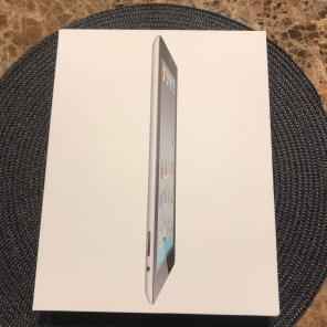Apple iPad 16GB - Version 2  Model A1395, used for sale