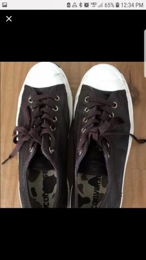 Jack Purcell's Converse for sale