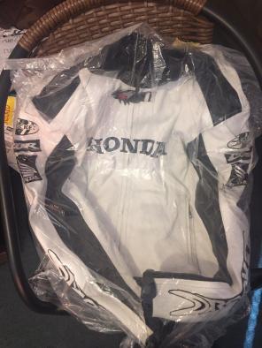 Used, Honda Motorcycle Jacket for sale