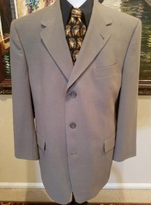 Used, Hart Shaffner Marx Dress Suit for sale