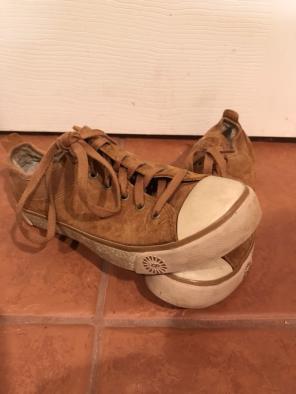 da111fe8fe0c0 NWT UGG Keile Perf Sneakers - 7.5 - Mercari: The Selling App