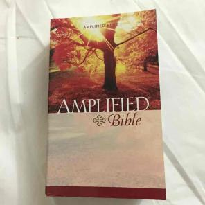 Amplified Bible (Paperback) for sale