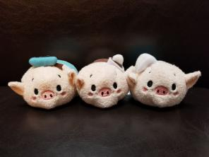 Three Little Pigs Tsum Tsums For Sale