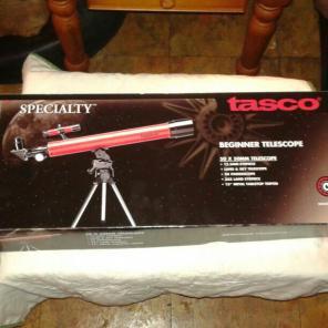 Used, Tasco Refractor Telescope Boys, New for sale