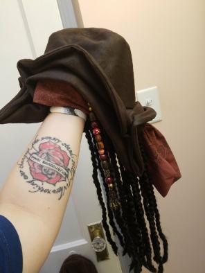 Jack Sparrow's hat. for sale