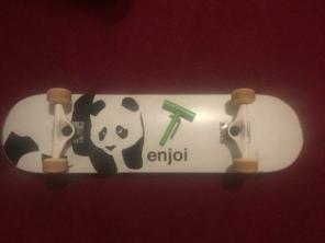 Enjoi complete skateboard for sale