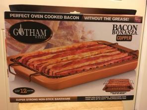 Bacon bonanza copper cookware for sale