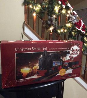 Used, LGB G Scale Christmas Train #90203 for sale