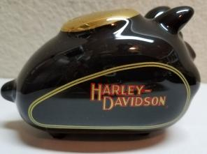 HARLEY DAVIDSON GAS TANK PIGGY BANK for sale