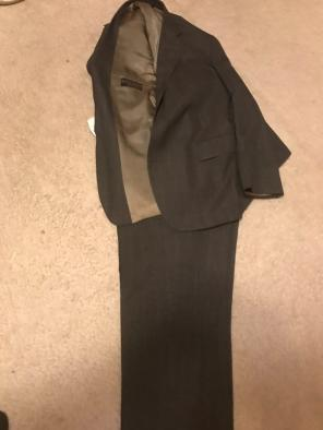 Used, POLO MENS SUIT for sale