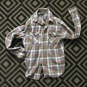 J. CREW Comfy Cozy Flannel. EUC B10, used for sale