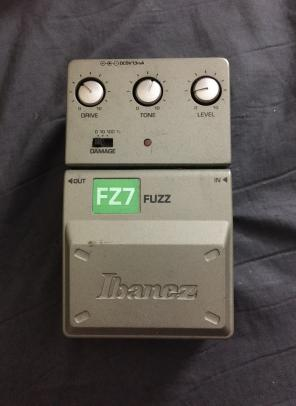 Ibanez FZ7 Pedal for sale