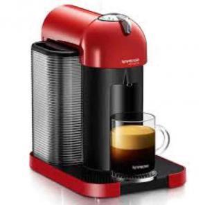 Nespresso virtuline espresso machine for sale