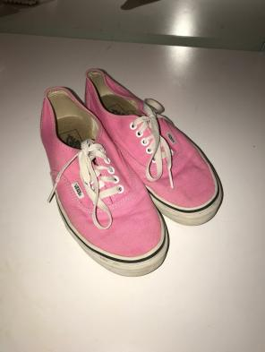 ffb05dcdc0 Pink Authentic Vans