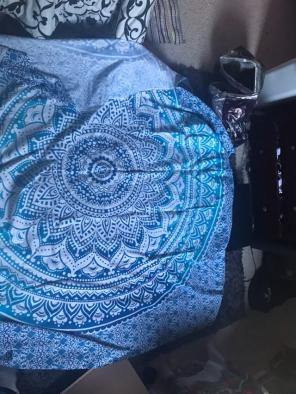 Large Mandala Hippie Tapestry for sale