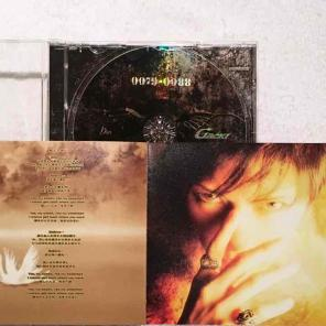 Gackt CD 0079-0088-hold for sale