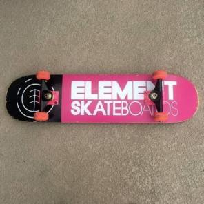 Used, Complete Element Skateboard for sale