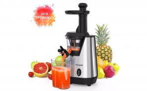 Masticating Juicer Extractor, used for sale