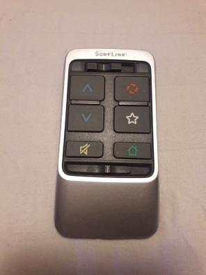 STARKEY SURFLINK HEARING AID REMOTE, used for sale