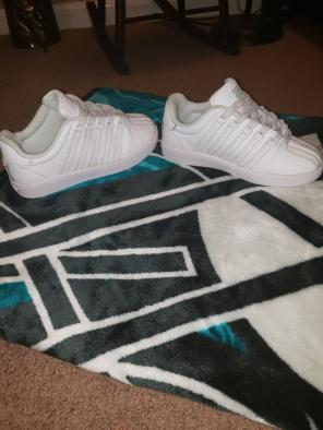 K-swiss kids shoes, used for sale