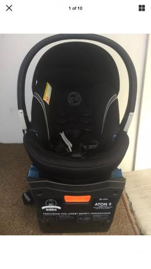 Cybex Aton 2 Car Seat