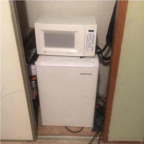 Mini fridge only for sale