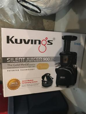 Kuvings Silent Juicer 900 Plus for sale