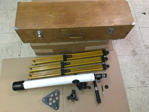 Used, Aloma Vintage Japanese Made Telescope for sale