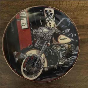 Harley Davidson Collector Plate for sale