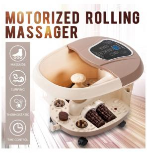 Natsukage Foot Spa Bath Massager, used for sale