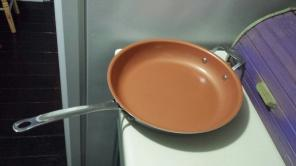 Used, Gotham Steel non stick frying pan for sale