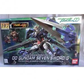 Used, Bandai HG 00 Gundam Seven Sword/G #61 for sale