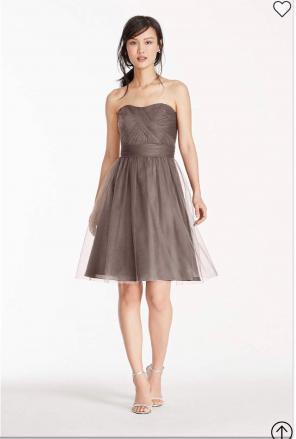 Davids Bridal Full Skirt Dresses Mercari